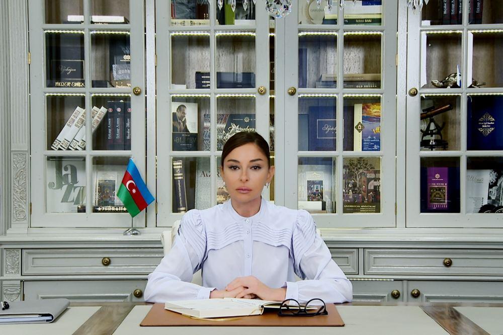 Mehriban Əliyeva YAP Sədrinin birinci müavini təyin olunub