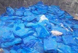 АПБ Азербайджана утилизировало почти 24 тонны непригодного к потреблению замороженного фарша