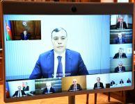 Состоялось очередное заседание Экономического совета Азербайджана (ФОТО) - Gallery Thumbnail
