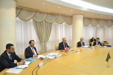 Turkish FM pays official visit to Turkmenistan (PHOTO) - Gallery Thumbnail