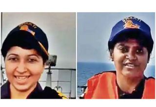 Women deployed aboard Indian Navy warships after almost 25 years