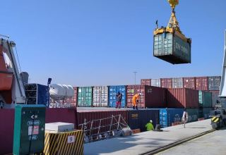 Azerbaijan becoming important logistics hub between Europe and Asia - Baku Port CEO