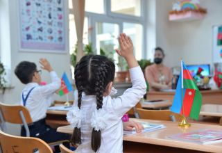 Azerbaijan partially resuming traditional form of education