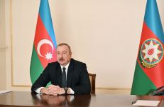 President Ilham Aliyev receives Hungarian Minister of Foreign Affairs and Trade (PHOTO) - Gallery Thumbnail
