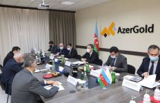 Azerbaijan, Turkey discuss prospects of co-op in mining sector (PHOTO) - Gallery Thumbnail