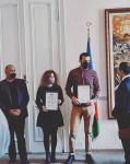 В Баку названы победители фестиваля Sözün nizamı, посвященного Году Низами Гянджеви (ФОТО) - Gallery Thumbnail
