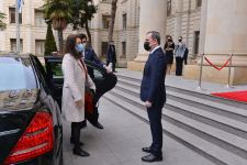 Azerbaijani FM meets with OSCE chairperson-in-office (PHOTO) - Gallery Thumbnail