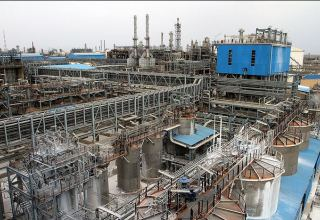Iran's Jam Petrochemical Complex sees increase in sales