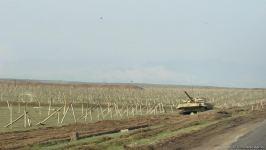 Media representatives make trip to Azerbaijan's liberated Fuzuli, Khojavend districts (PHOTO/VIDEO) - Gallery Thumbnail