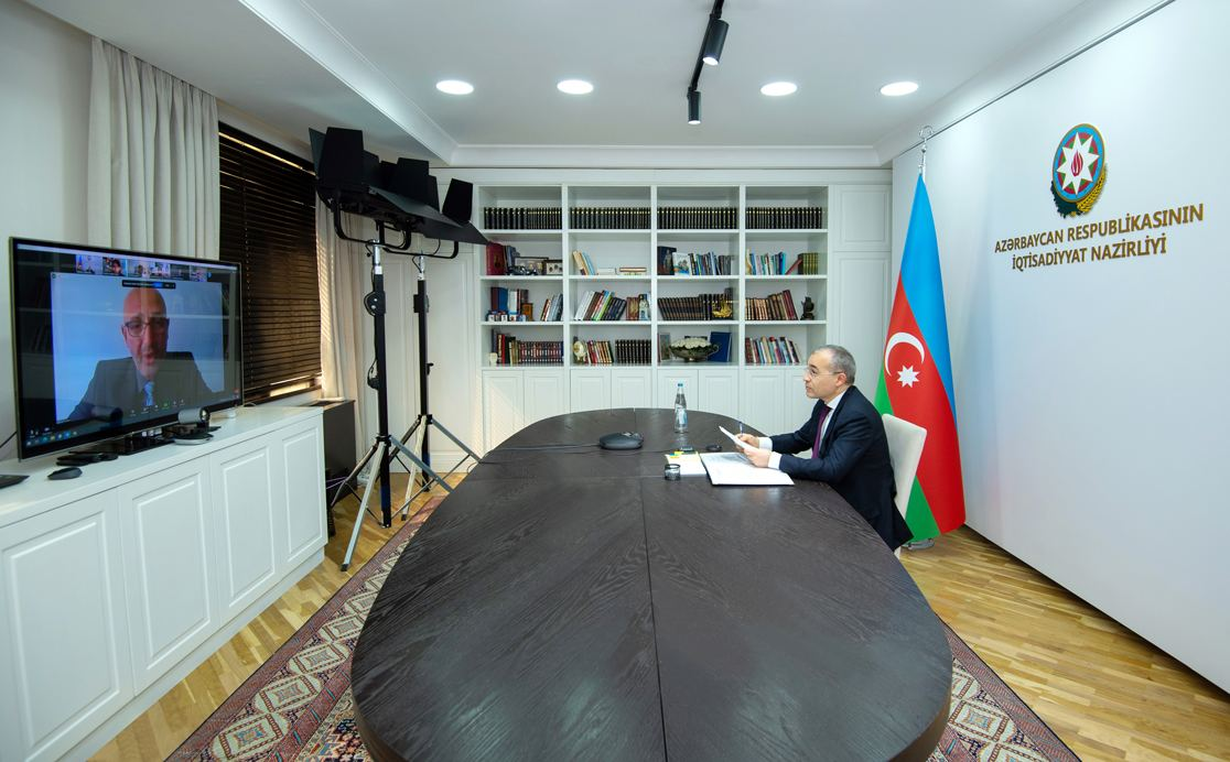Israeli companies showing immense interest in several spheres in Azerbaijan - Ministry (PHOTO) - Gallery Image