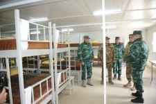 New military unit of Azerbaijani State Border Service opens on border with Armenia (PHOTO) - Gallery Thumbnail