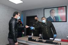 В исправительном учреждении №9 Пенитенциарной службы Азербайджана освобождены 5 человек (ФОТО) - Gallery Thumbnail