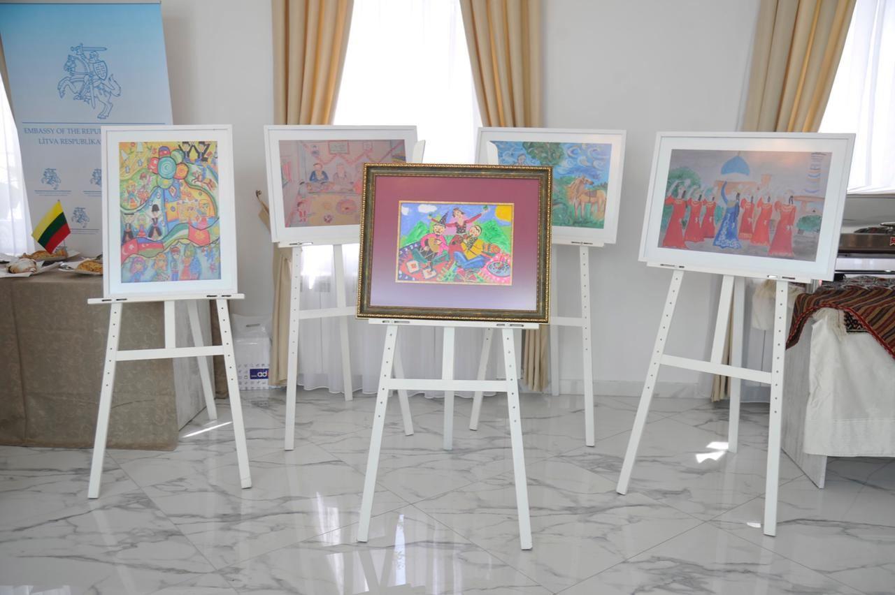 В Баку представлены национальные костюмы тюркского мира (ФОТО) - Gallery Image