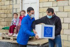 Фонд Гейдара Алиева направил подарки малообеспеченным семьям по случаю праздника Новруз (ФОТО) - Gallery Thumbnail