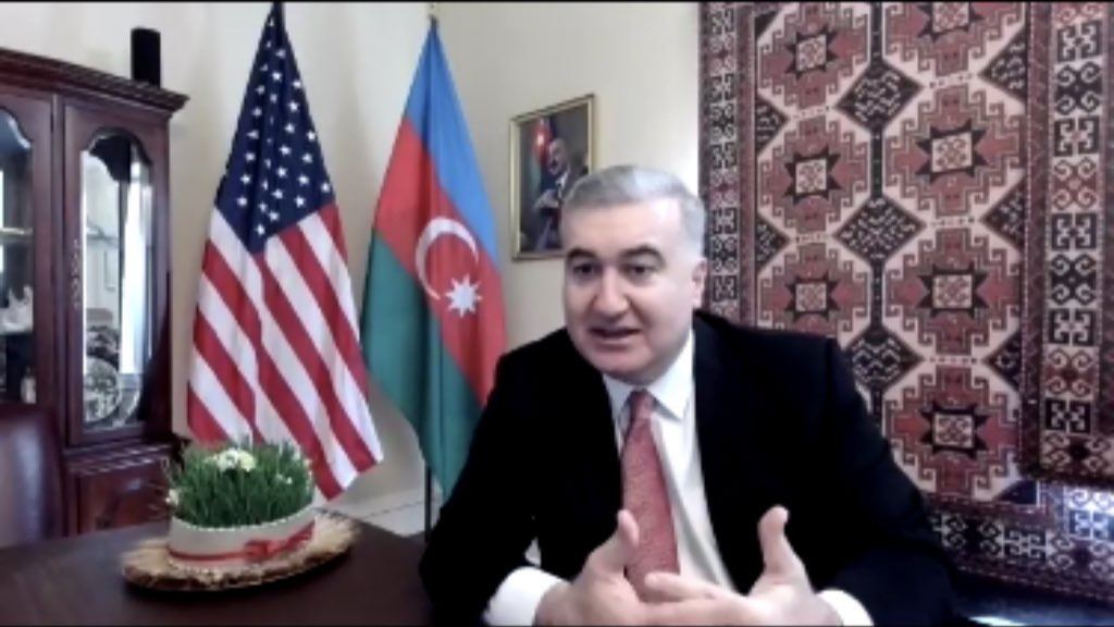 US Secretary of State takes part in online Novruz event organized by Azerbaijan and Central Asian countries (PHOTO) - Gallery Image