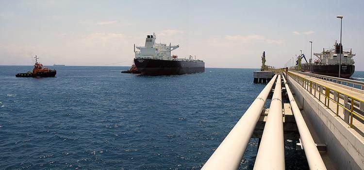 Ceyhan terminal transships over 108 mb of ACG oil YTD