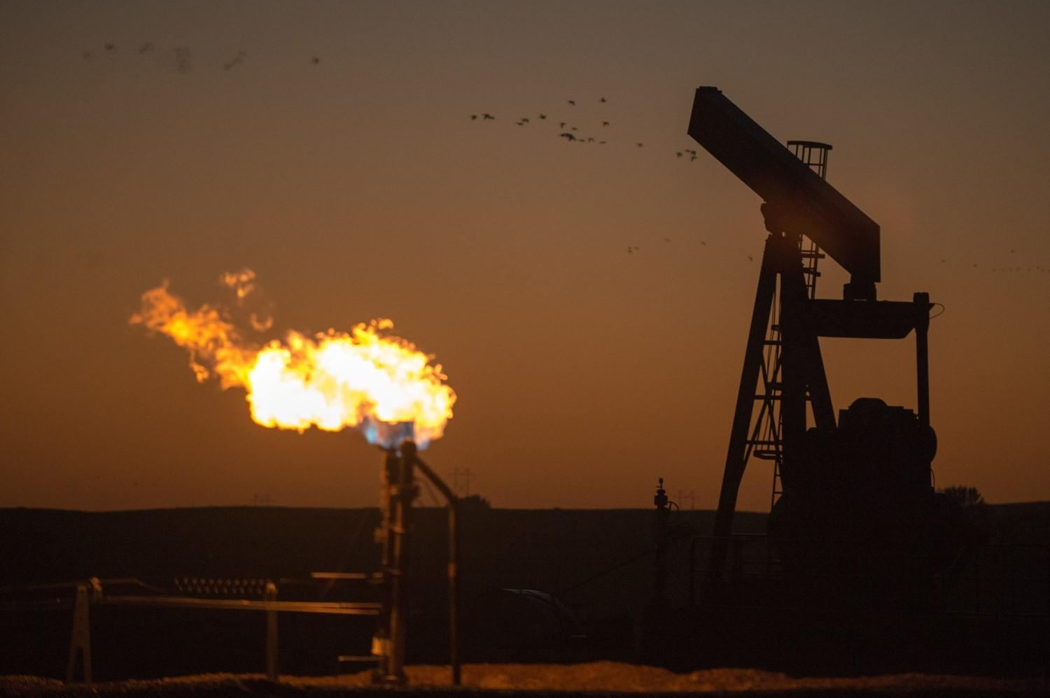 Equinor's total flaring down in 2020