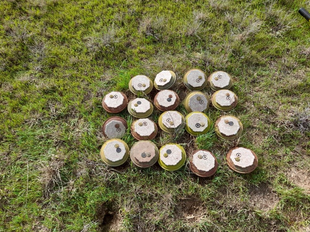 Numerous mines found and neutralized in Azerbaijan's Khojavend district (PHOTO) - Gallery Image