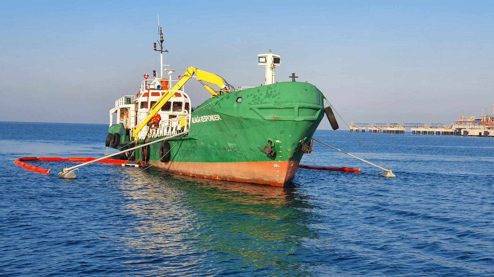 SOCAR Turkey increases marine pollution response capacity