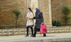Как соблюдаются правила в Баку, когда число заражений COVID-19 достигает 2000? (ФОТОРЕПОРТАЖ) - Gallery Thumbnail