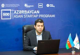 """""""Azərbaycan 500 ASAN Startap Proqramı""""nın ilk sessiyası keçirilib (FOTO)"""