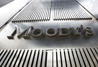 Moody's discloses forecast on growth of Azerbaijan's economy for next 3 years