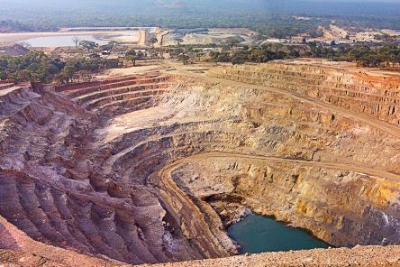 Copper ores and concentrates top list of export items in Georgia