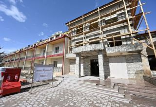 Luxury hotels to be built in Karabakh - Azerbaijan Hotel Association