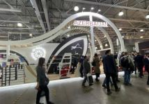Azerbaijani products at global exhibition in Moscow (PHOTO) - Gallery Thumbnail
