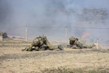 Azerbaijani special forces taking part in exercises in Turkey (PHOTO) - Gallery Thumbnail