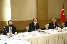 MUSİAD Türkiyə-Azərbaycan işgüzar görüşündə iştirak edib (FOTO) - Gallery Thumbnail