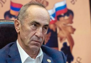 Ex-president of Armenia Kocharian files lawsuit against Pashinyan