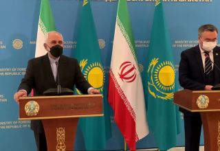 Iran and Kazakhstan sign cooperation document (PHOTO/VIDEO)