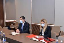 Azerbaijani FM, Turkish ambassador exchange views on issues of mutual interest (PHOTO) - Gallery Thumbnail