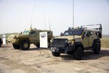 Defense ministers of Azerbaijan, Turkey assess interoperability of troops (PHOTO/VIDEO) - Gallery Thumbnail