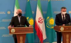 Iran and Kazakhstan sign cooperation document (PHOTO/VIDEO) - Gallery Thumbnail