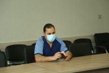 Milli Məclisin deputatı Naqif Həmzəyev növbəti dəfə seçiciləri ilə bir araya gəlib (FOTO) - Gallery Thumbnail