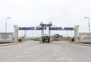 Resident of Azerbaijan's Sumgayit Chemical Industrial Park exports products to Italy
