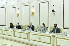 Спикер Милли Меджлиса встретилась с председателем 75-й сессии Генеральной ассамблеи ООН (ФОТО) - Gallery Thumbnail