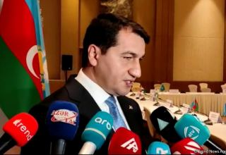 Azerbaijani president's assistant talks Turkic Council media co-op's systematization