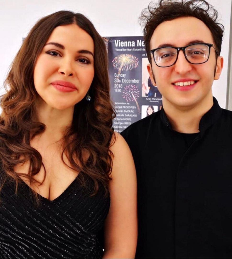 День братьев и сестёр по-азербайджански: звезды, связанные родственными узами (ФОТО) - Gallery Image