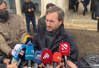 Situation in Azerbaijan's Aghdam district - unprecedented barbarism - Turkish Presidential Administration rep (VIDEO)