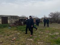 Delegation of Turkic Council visits Imarat cemetery destroyed by Armenians (PHOTO/VIDEO) - Gallery Thumbnail