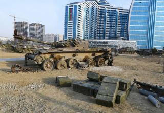 War Trophy Park to open for visitors in Azerbaijan's Baku soon