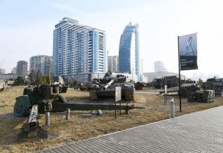 Hərbi Qənimətlər Parkı yeni reallıqların nümunəsidir - Deputat