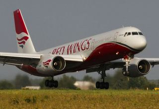 Russia's Red Wings may launch flights from Yekaterinburg, Chelyabinsk to Uzbekistan