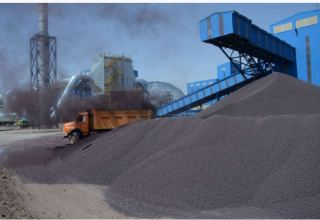 IMIDRO reveals data on iron ore concentrate production in Iran