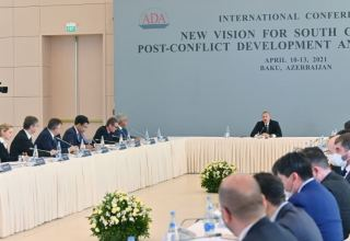 Conflict is resolved, and we need to look into future – President Aliyev