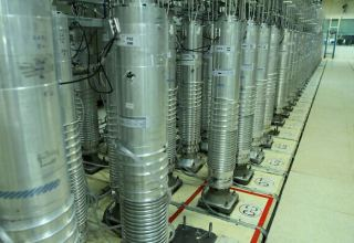 Iran's Atomic Organization discusses enrichment of uranium