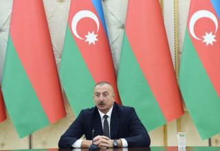 We clearly defined our goals - Azerbaijani president